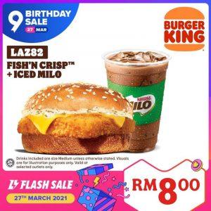 Burger King Lazada